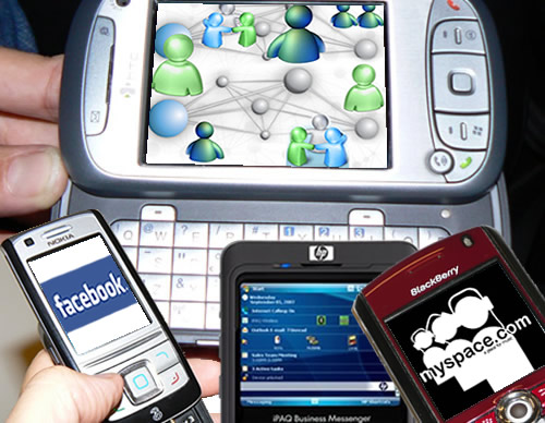 Posible futuro colapso en las redes móviles