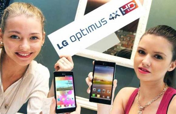 Características del LG Optimus 4X HD