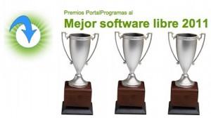 Ganadores de los premios PortalProgramas 2011