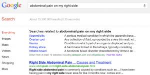 Google: Búsquedas de temas de salud mejoradas