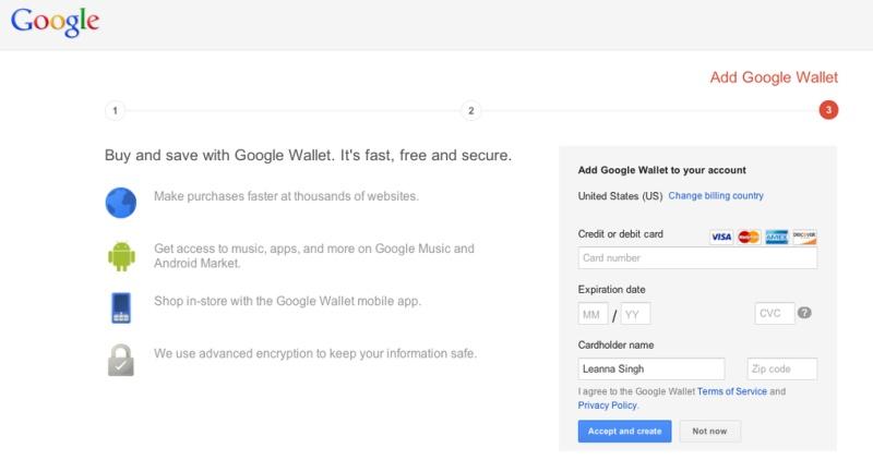 Google podría pedir los datos de tarjeta de crédito al registrarse en Gmail