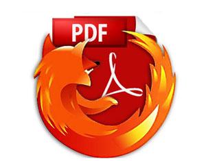 Firefox 14 contará con visor de PDF integrado