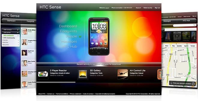 Cierra HTCSense.com
