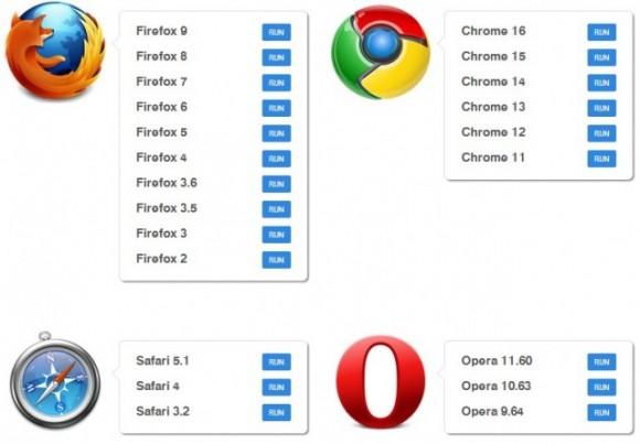 Abre cualquier navegador con Browser Sandbox