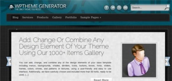 WP Theme Generator se actualiza con nuevas mejoras