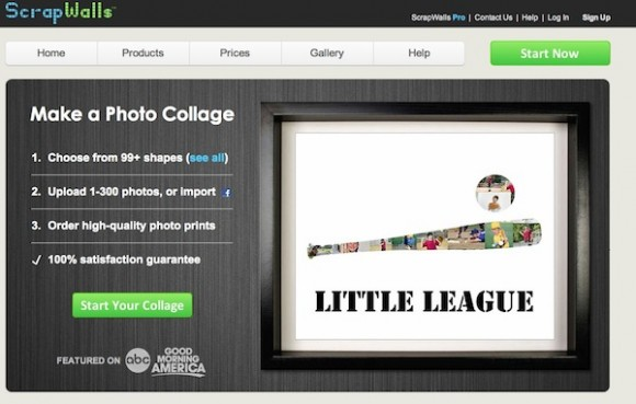 Herramienta online para crear collages