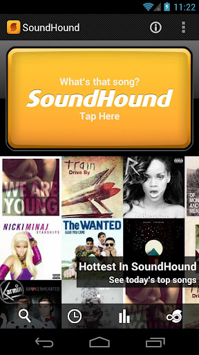 Disponible SoundHound 5.0