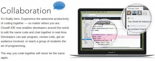 Cloud9 IDE: Entorno de desarrollo en la nube