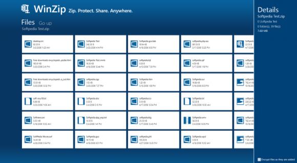 WinZip se renueva con soporte para Windows 8.1