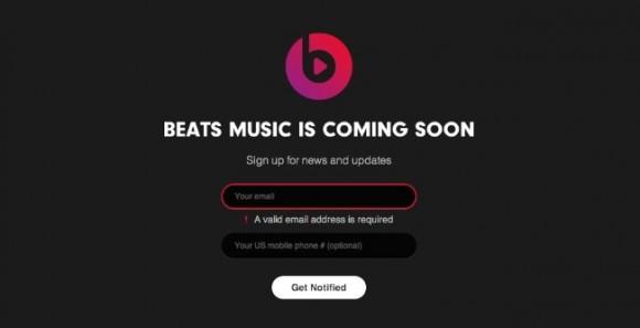 Beats también tendrá su propio servicio de música en streaming