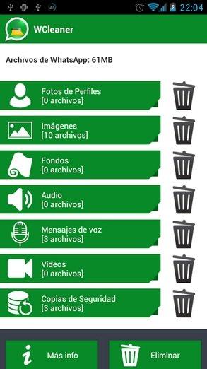Aplicaciones de seguridad para complementar WhatsApp