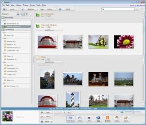 Picasa, organiza y comparte tus imágenes digitales o fotografías
