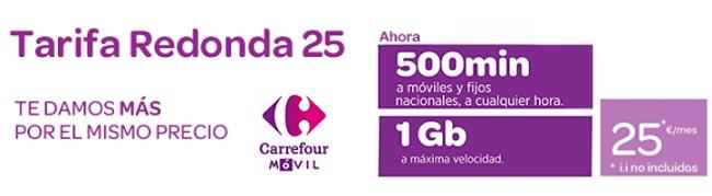 Carrefour Móvil se suma al pago a plazos en la venta de móviles