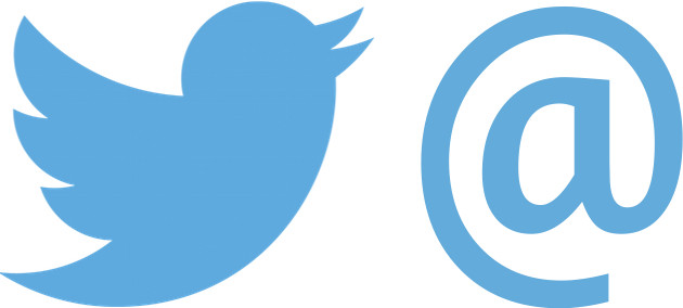 Twitter en Android experimenta la eliminación de los arrobas (@) en las menciones