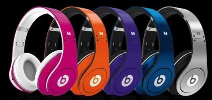 Auriculares Beats, la nueva forma de disfrutar de la música