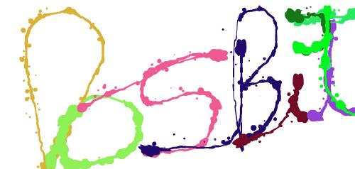 Conviértete en Jackson Pollock con este divertido Widget