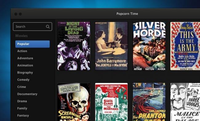 Llega a Android una nueva app que sigue el modelo de Popcorn Time