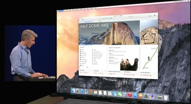 Apúntate gratis a la beta de OS X 10.10 Yosemite, el reemplazo de Mavericks