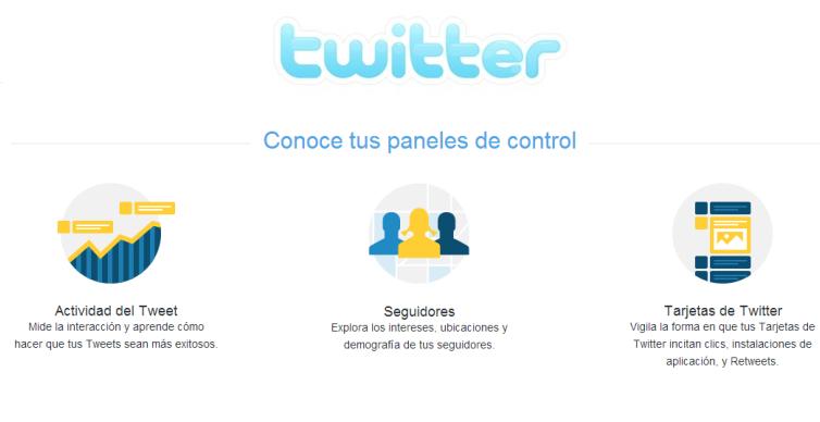 Aprovecha la nueva opción analítica de Twitter para medir la eficacia de tus tuits
