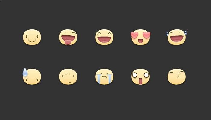 Facebook prueba agregar stickers en los comentarios de la red social