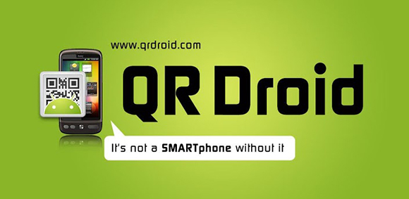 Escanea códigos QR con QR Droid