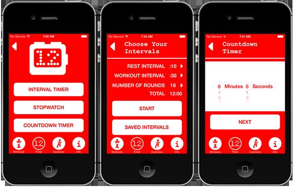 4 apps para entrenar como los mejores