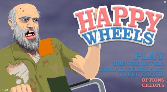 Happy Wheels, un entretenido juego de acción y aventuras