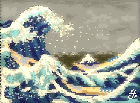 Crea Pixel Art con Hexels