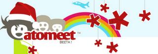 Atomeet: organiza eventos y/o fiestas