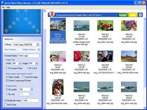 Quick Web Photo Resizer, redimensionador de imágenes para usuarios con pocos conocimientos