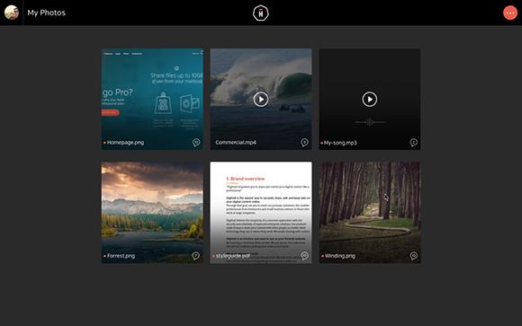Highthail Spaces: plataforma para compartir archivos de gran tamaño