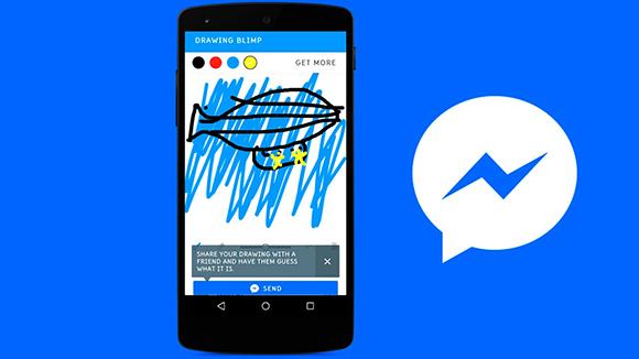 Doodle Draw: haz garabatos en Facebook Messenger