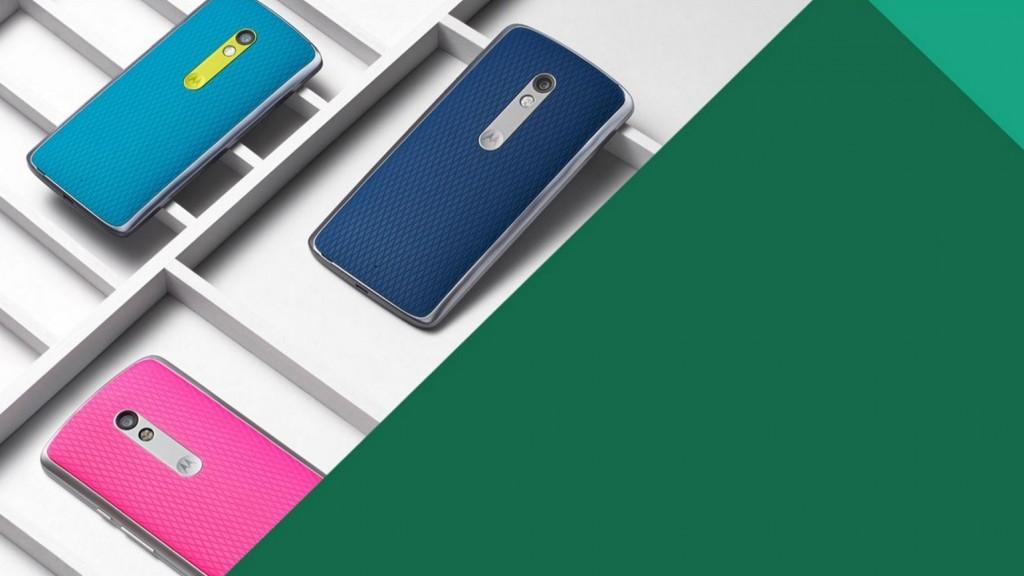 Motorola Moto X Play con Vodafone, detalles y precios