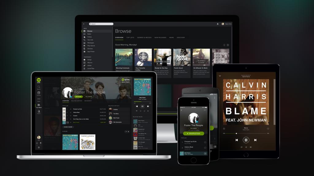 Spotify será lo nuevo de Chromecast