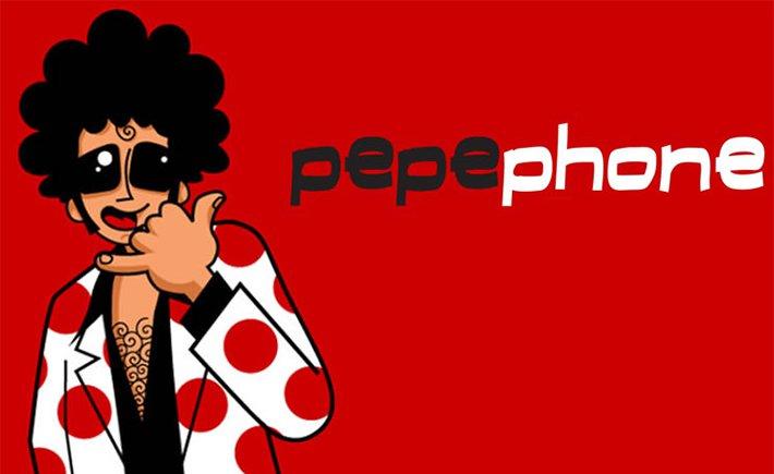 Pulpo Pepe de Pepephone ahora ofrece 3GB de datos