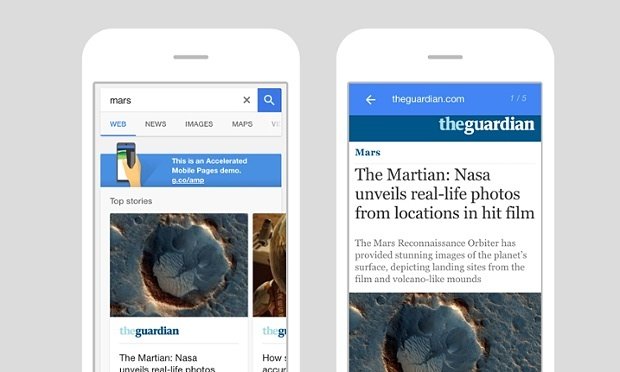 Accelerated Mobile Pages, la iniciativa de google para acelerar el internet móvil