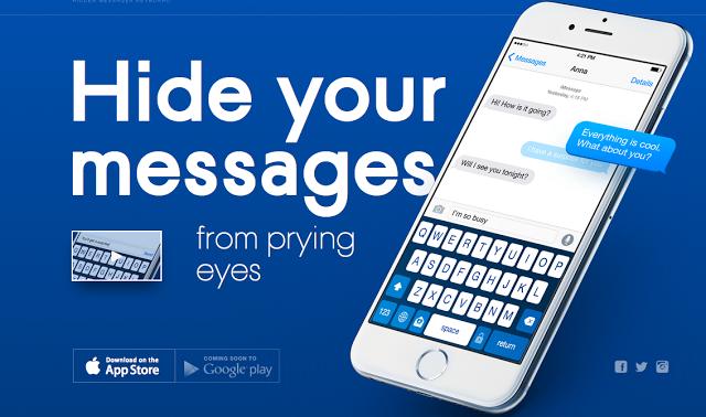 Kibo: La aplicación de mensajes secretos