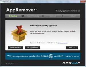 AppRemover: desinstala sin complicaciones tus aplicaciones de seguridad
