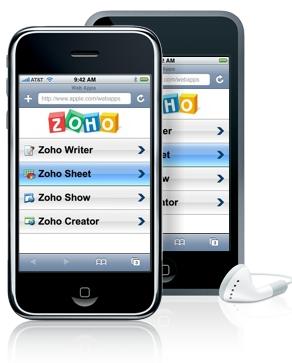 Zoho: ahora también en tu móvil