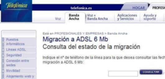 Telefónica promete aumento ADSL de 3 a 6 Megas... ¿gratis?