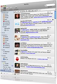 Nuevo cliente de Twitter para Mac