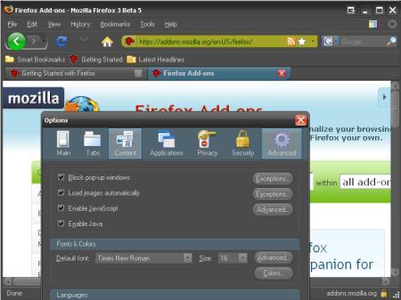 Crea temas personalizados para Firefox con AnyColor