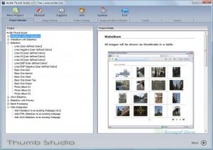Arclab Thumb Studio, crea tus propias galerías online personalizables