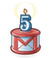 Gmail cumple años