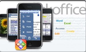 QuickOffice: visualiza documentos de Office en el iPhone