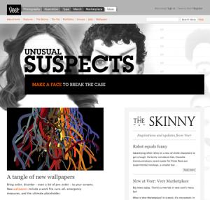 100 fuentes de insipiración para diseñadores