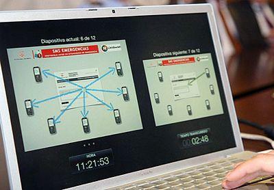 Lleida es pionera en el uso de SMS para emergencias