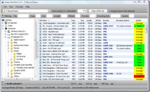 Audio Identifier, analiza todos los detalles de tus archivos de audio