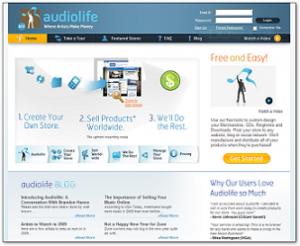 Audiolife, o como ganarte la vida con tu música