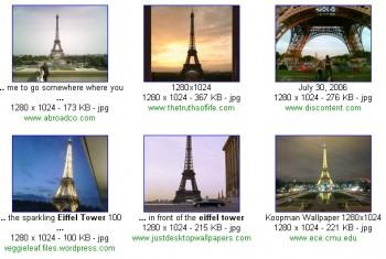 Buscar imágenes de un determinado tamaño en Google